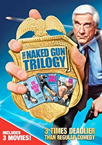 The Naked Gun Trilogy Collection (Bilingual)