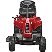 """Convenient 6-speed Shift-on-the-go Transmission High-performance 30"""" 10.5HP Rear Engine Riding Mower, Red by Murray"""