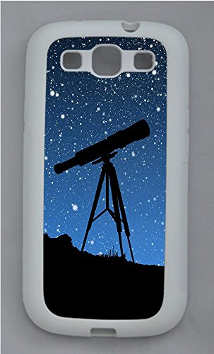 Samsung S3 Case Sky Telescope Tpu Custom Samsung S3 Case Cover White