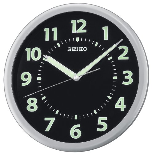 Order Seiko Wall Curio Cabinet Clock Dark Brown Solid Oak