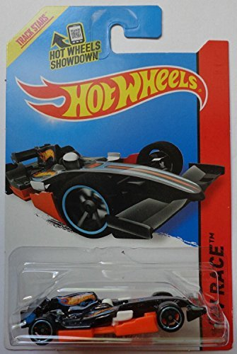 2014 Hot Wheels HW Race F1 Racer (Black) 144/250