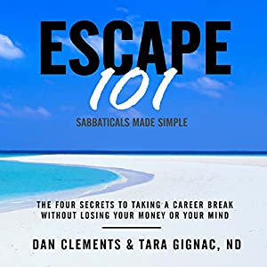 Escape 101 Audiobook