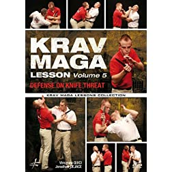 Krav Maga Lesson Vol.5 - Defense on Knife Threat