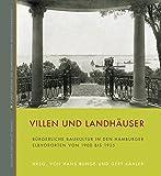 Image de Villen und Landhäuser: Bürgerliche Baukultur in den Hamburger Elbvororten von 1900 bis 1