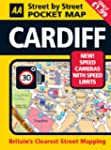 Cardiff Pocket Map (AA Street by Street)
