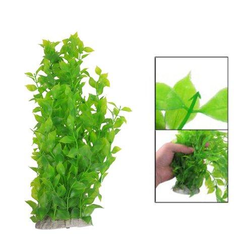 sodial r 40cm vert herbe plante aquatique artificielle en. Black Bedroom Furniture Sets. Home Design Ideas