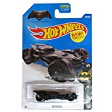 バットマンvsスーパーマン/ジャスティスの誕生 ホットウィール 1/64スケールベーシック 2015 ダイキャストカー バットモービル / HOT WHEELS BvS BATMAN VS SUPERMAN BATMOBILE【並行輸入品】