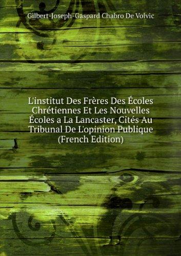 linstitut-des-frasres-des-acoles-chractiennes-et-les-nouvelles-acoles-a-la-lancaster-citacs-au-tribu