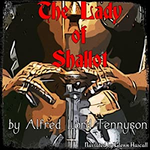 The Lady of Shallot Audiobook
