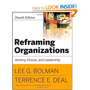 Textbook by Bolman and Deal