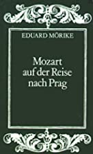 Mozart auf der Reise nach Prag.…