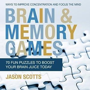 Brain and Memory Games Audiobook
