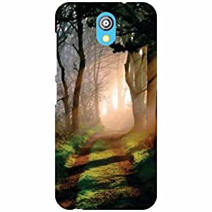 HTC Desire 526G Plus Back Cover - All Lies In Nature Designer Cases