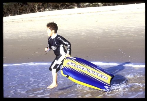 Surfster J3 Junior Inflatable Bodyboard / Boogie