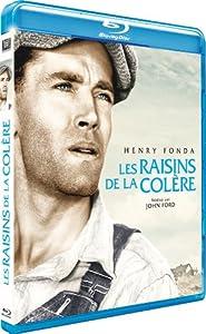 Les raisins de la colère [Blu-ray] [FR Import]