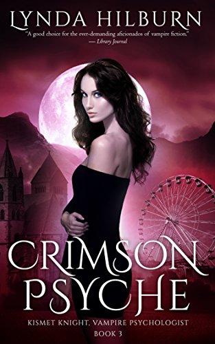 book cover of Crimson Psyche