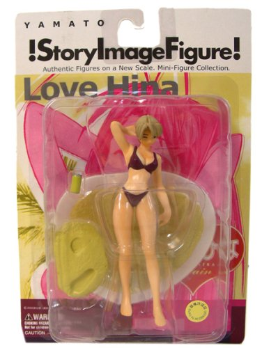 Story Image Figure - Love Hina mini-figure collection - Mitsune - 1