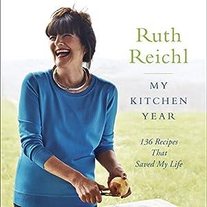 My Kitchen Year Audiobook