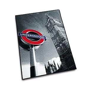 Herding 645950013 Rug London Underground Design 80 x 120 cm by Herding