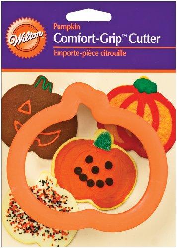 Wilton Halloween Comfort Grip Pumpkin Cutter