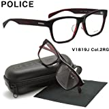 【ポリス メガネ】POLICE V1819J 2RG police メガネフレーム