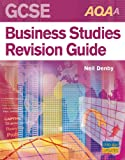 img - for AQA (A) GCSE Business Studies Revision Guide book / textbook / text book