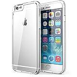 iPhone 6 Case - Apple iPhone 6 4.7 i-Blason Scratch Resistant Hybrid Clear Case / Cover with TPU Bumper for iPhone 6 Air (Clear (Anti-Scratch))