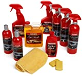 Mothers Hardcore Enthusiast Car Care Kit