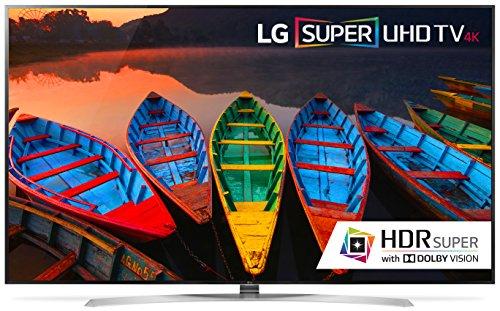 LG Electronics 65-Inch 4K Ultra HD Smart LED TV (2016 Model)