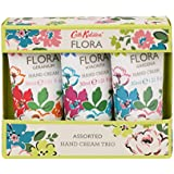 Cath Kidston Flora Hand Cream Trio Set - 3 x 30 ml