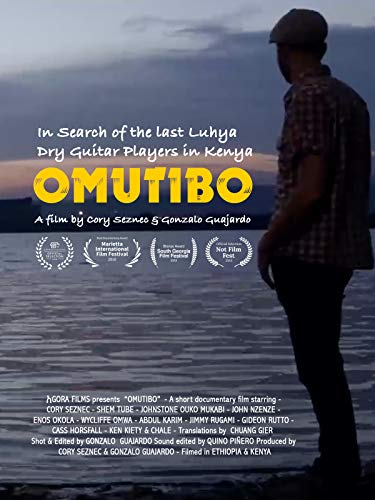 OMUTIBO, In Search of the Last Luhya Dry Guitar Players in Kenya on Amazon Prime Instant Video UK