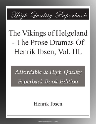 The Vikings Helgeland Dramas Henrik