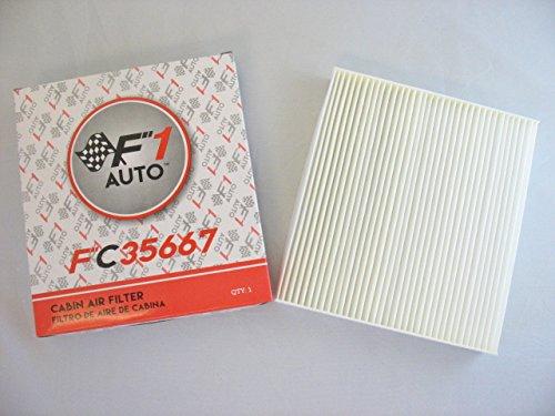 F1AUTO FC35667 CABIN A/C AIR FILTER (Cabin Air Filter 2012 Prius compare prices)