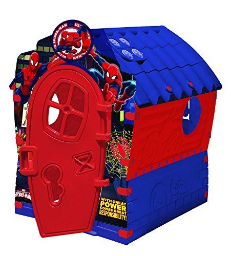 Mookie Spiderman Playhouse (rojo / azul)