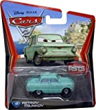 Disney / Pixar CARS 2 Movie 155 Die Cast Car #18 Petrov Trunkov