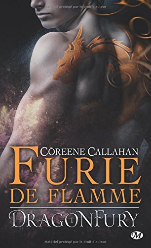 Dragonfury, Tome 1 : Furie de flamme