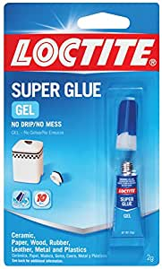 Loctite 235495 2-Gram Tube Super Glue Gel
