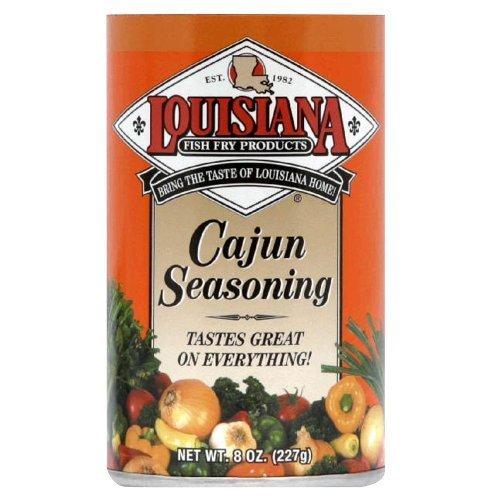 Louisiana fish fry products seasoning cajun 8 oz ketodb for Louisiana fish fry products