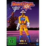 "Bravestarr, Vol. 1 (2 DVDs)von ""Bob Arkwright"""