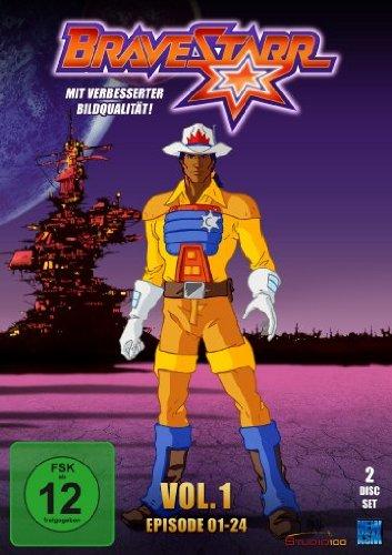 Bravestarr, Vol. 1 (2 DVDs)