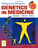 Thompson & Thompson Genetics in Medicine: With STUDENT CONSULT Online Access