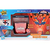 Uncle Milton Wild Walls Spider-Man, Light and Sound Room Decor