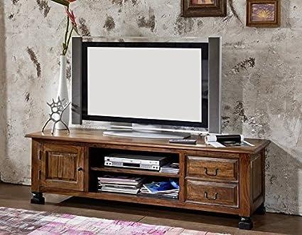 Madera de palisandro indio colonial maciza lacada muebles TV-de madera de palisandro macizo muebles de madera maciza Boston #207
