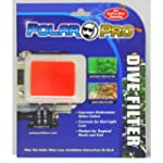 GoPro Rojo Filtro para Dive Housing a...