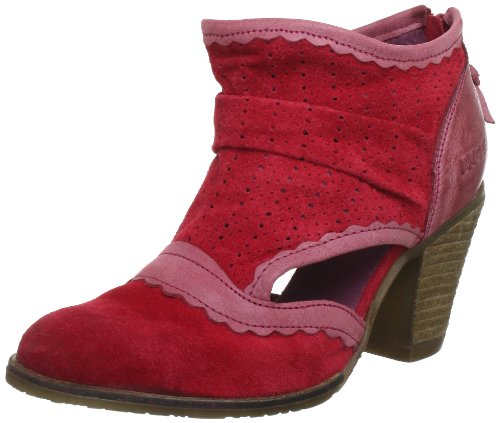 DKode BLAST SS13 Closed Women Red Rot (RED 007 48) Size: 6 (39 EU)