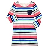 Gymboree Big Girls Stripe Shift Dress