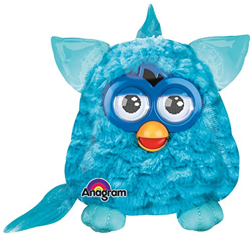 Anagram International Furby Balloon Buddy Air Walker, Multicolor - 1