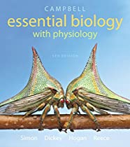 Campbell Essential Biology with Physiology Plus MasteringBiology with eText -- Access Card Package (5th Edition) (Simon et al., The Campbell Essential Biology Series)
