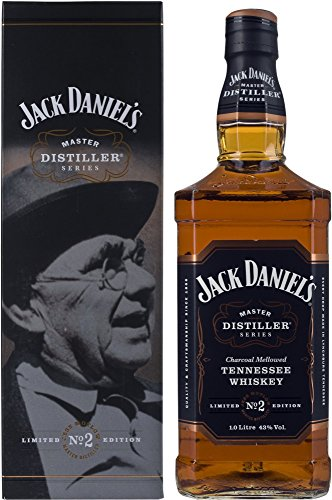 Jack Daniel discount duty free Jack Daniels Master Distiller Series No 1 Limited Edition 43% 70cl