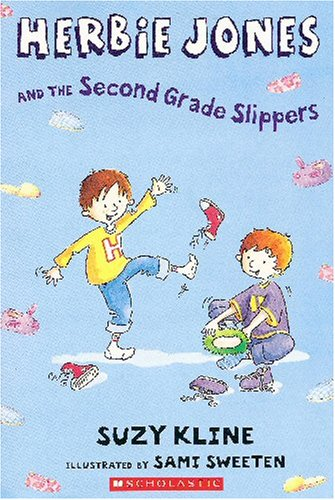 Herbie Jones and the Second Grade Slippers, Suzy Kline